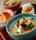 「ミルクタン麺」の献立