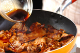 豚肉のショウガ焼きの作り方2