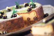黒豆のベイクドチーズケーキ レシピ(作り方)