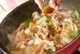 たっぷり中華丼の作り方3