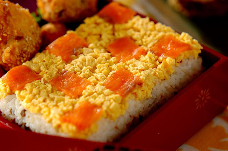 洋風ちらし寿司