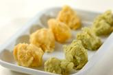 サツマイモの茶巾の作り方3