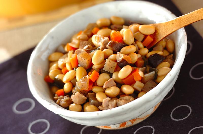 大豆レシピのレパートリーを増やそう!毎日食べたい栄養おかず25選