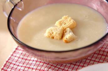ジャガイモの冷製スープ