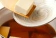 豆腐のあんかけの作り方1