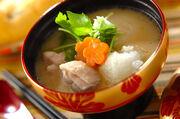 みぞれお雑煮 レシピ(作り方)