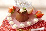 チョコプリン レシピ(作り方)