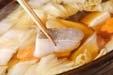タラ鍋の作り方2