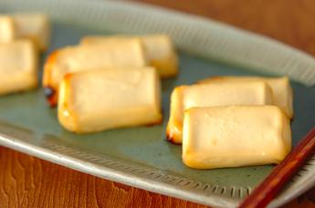 豆腐の西京焼き