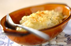 ツナと長芋の簡単グラタン