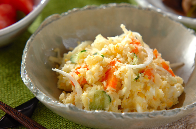 魅惑のポテトサラダ16選。じゃがいもの選び方でおいしさUP♪