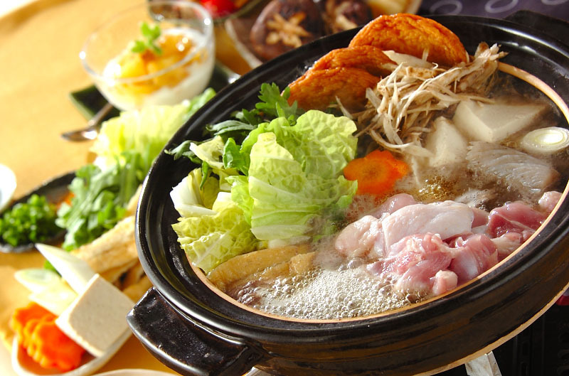 ちゃんこ鍋で「ごっつぁんです!」大満足の鍋レシピまとめ・21選☆