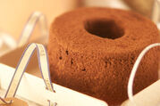 チョコレートシフォン レシピ(作り方)