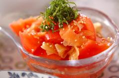 がりトマト