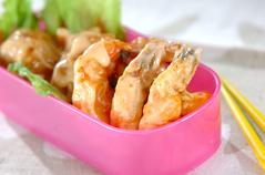エビマヨ&鶏マヨ