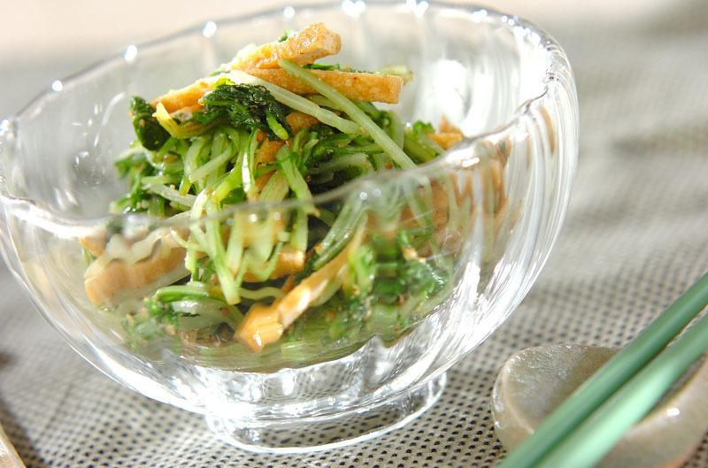 「水菜」の保存方法と消費レシピ!葉物も冷凍できちゃうんです