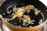 和風豆腐ハンバーグの下準備2