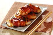 お餅のベーコン巻き レシピ(作り方)