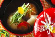 おすましのお雑煮 レシピ(作り方)