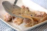 チキンソテー・クリームソースの作り方4