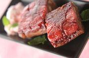 プリザーブ苺のブラウニー レシピ(作り方)