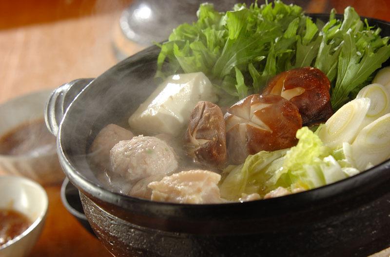 【水炊き】レシピ大特集、簡単なものから本格派まで完全網羅♪