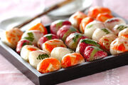 手まり寿司 レシピ(作り方)