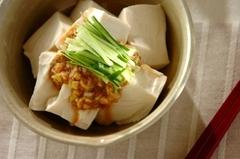 ゴマダレ豆腐