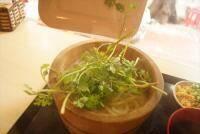 ベトナム丸亀製麺はパクチー盛れる