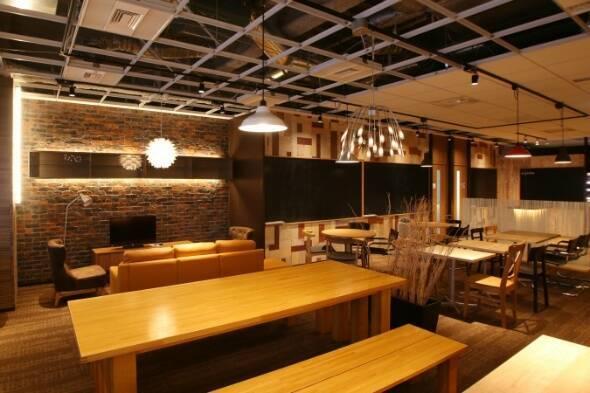 エキサイト内カフェスペース