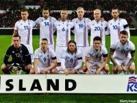 EURO]アイスランド代表チームガ...