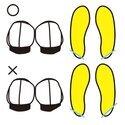あなたの靴底どう減ってる? 正しい骨盤チェック法