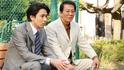 袴田吉彦、杉様は「本当の親父のよう」 ドラマ「親父の仕事は裏稼業」独占映像到着