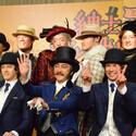 市村正親、自分の分身に囲まれ「気持ち悪い」 舞台で1人8役挑戦