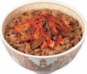 すき家、期間限定で「ねぎキムチ牛丼」発売。お子様メニュー3種も登場