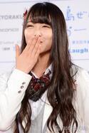 """NMB48白間美瑠「やろうと決めていた」""""念願""""投げキッスをリベンジ"""