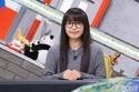 miwa×黒縁丸メガネが知的可愛い!【今週のメガネ美女】