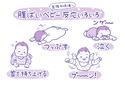 「これがうわさの飛行機ブーン!」 栗生ゑゐこの赤ちゃんカルタVol.40