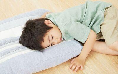 お子さんは朝ちゃんと起きられている? 子どもの夏バテを防ぐコツ