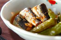 旬の魚、いわしにチャレンジ! レシピ
