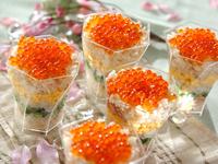 ひな祭りに作りたい!彩り華やかなアレンジお寿司