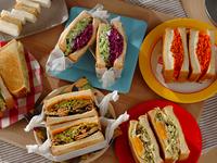 ボリューム満点!流行りのサンドイッチ「沼サン」とは?