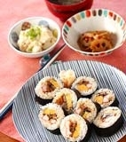 巻き寿司の献立