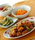 「鶏肉のカシューナッツ炒め」の献立