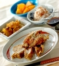 「鶏むね肉の天ぷら」の献立