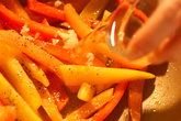 夏野菜のビビンバの作り方4