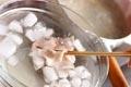 冷シャブの大きなサラダの作り方3