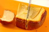 ホームベーカリーでベイクドチーズケーキの作り方3