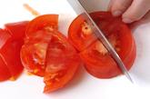 トマタマ焼きの下準備1