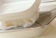 菊菜の白和えの下準備2